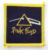 Pink Floyd - 'Dark Side of the Moon' Small Woven Patch